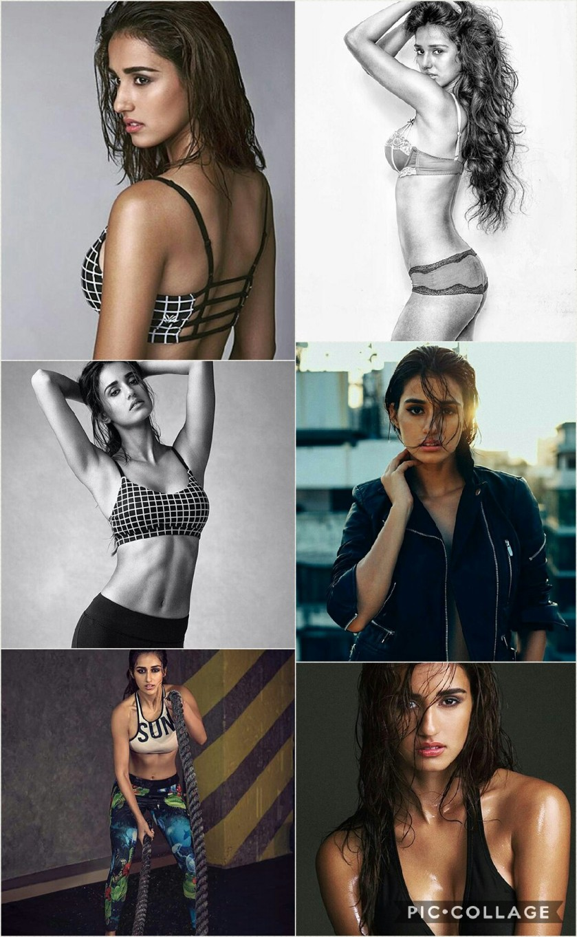 Disha Patani's hottest pictures on her birthday