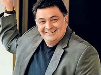 Rishi Kapoor again in controversy
