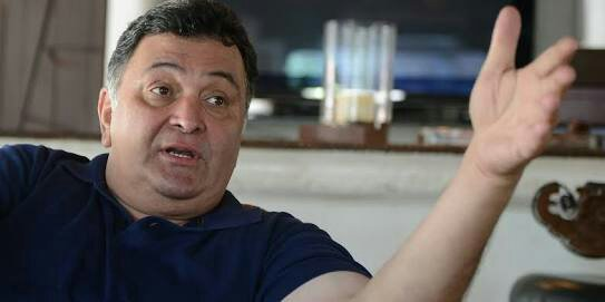 Rishi Kapoor again in controversy for tweet