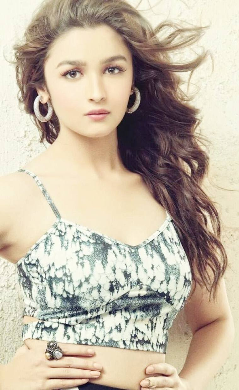One can be perplexed with her charm Alia Bhatt